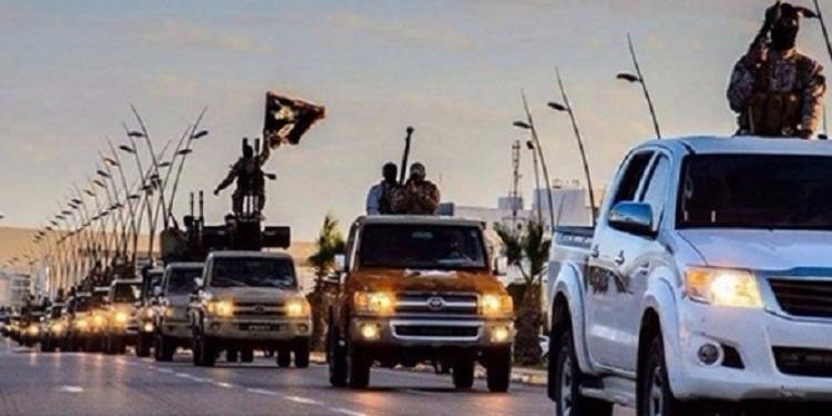 درنة : أسر أكثر من 600 عنصر إرهابي