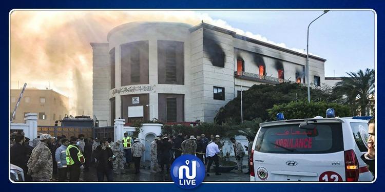 الجهيناوي يدين الهجوم الإرهابي على وزارة الخارجية الليبية في طرابلس