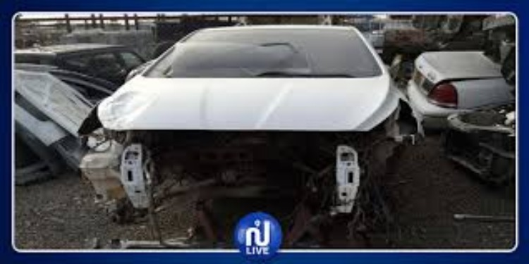 مكثر: كشف شبكة مختصة في سرقة السيارات والمواشي (صور)