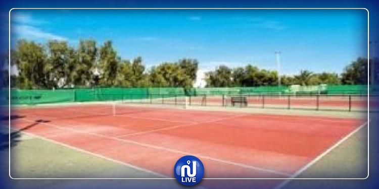 جربة: تعرّض نادي التنس بحومة السوق الى السرقة والحرق