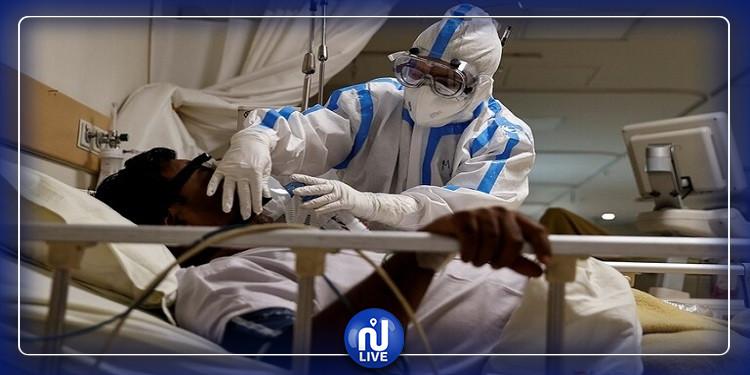 الهند: تسجيل أكثر من 8000 اصابة بفيروس كورونا في يوم واحد