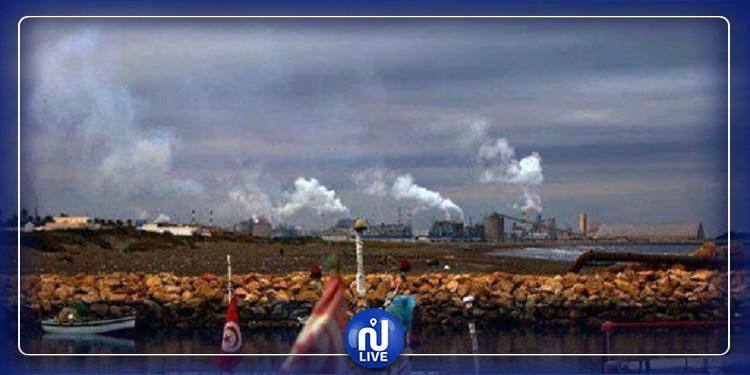 بلدية قابس تقاضي المجمع الكيميائي التونسي والادارة الجهوية للتطهير