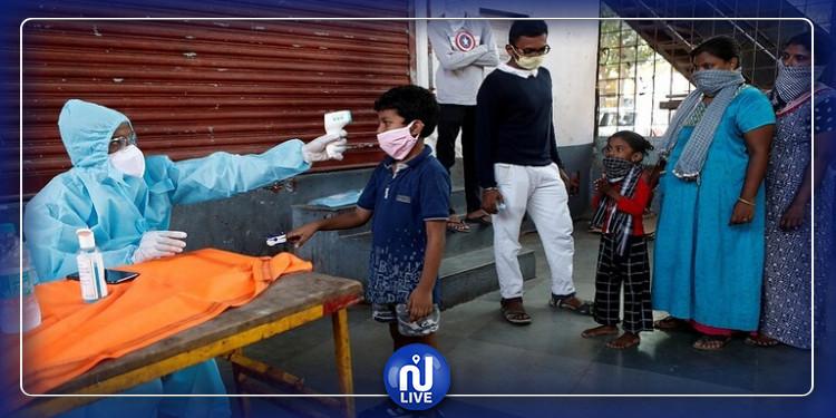 الهند:  رقم قياسي جديد في الإصابة اليومية بكورونا والحصيلة تتجاوز 170 ألفا