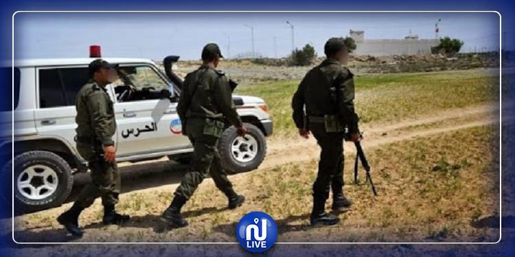 القصرين: ضبط 6 أفارقة  اجتازوا الحدود التونسية الجزائرية خلسة