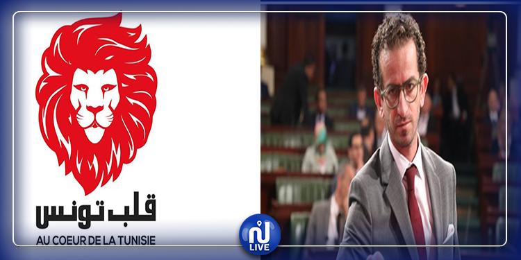 الخليفي: قلب تونس لن يصوت لأي اتفاق قرض طالما لم يكن هناك  شفافية مالية للدولة