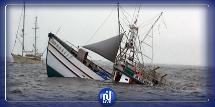 صفاقس: غرق  مركب صيد في عرض البحر