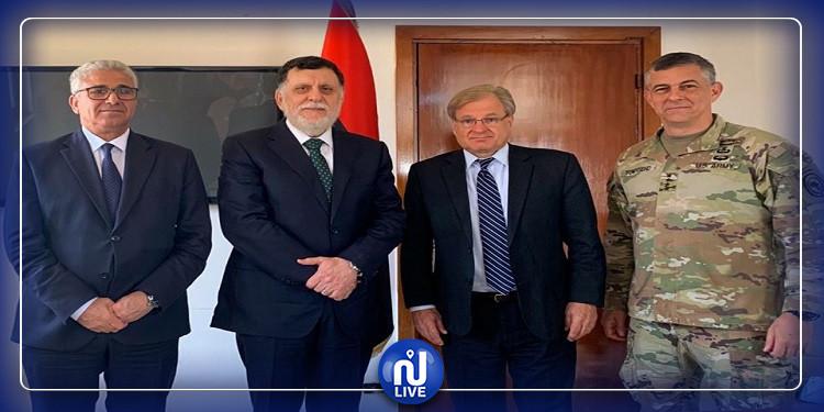الصراع في ليبيا: دعوات امريكية الى وقف الاقتتال والعودة الى المفاوضات