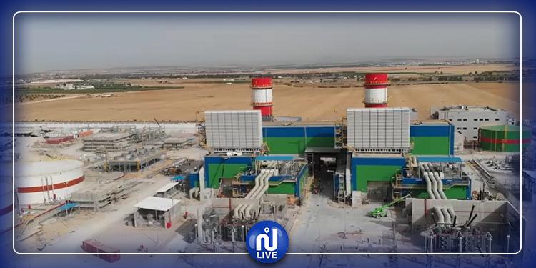 لتخفيف ضغط الطلبات: تشغيل صناعي كامل لمحطة توليد الكهرباء بالتوربينات الغازية ببرج العامري