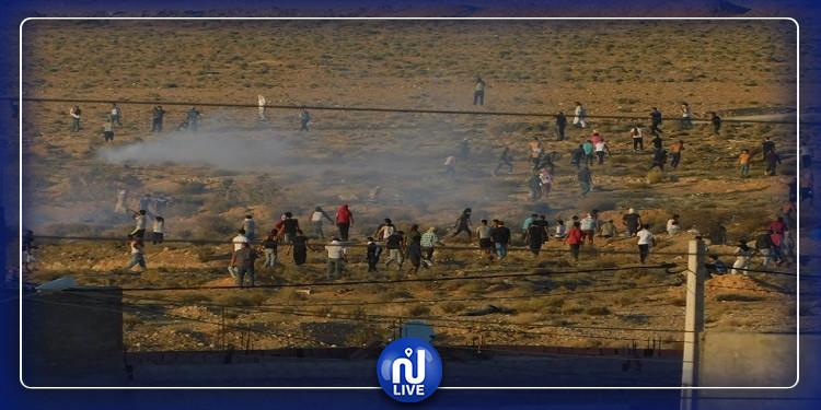 تطاوين: مجهولون يطلقون النار على المواطنين