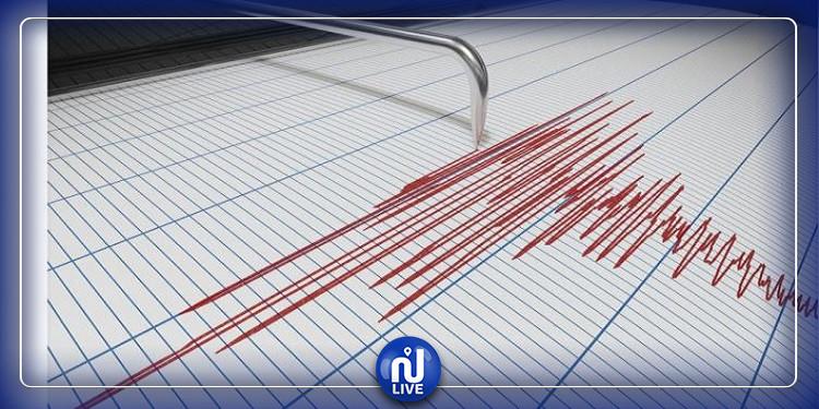 زلزال يضرب ولاية ''تشانكري'' وسط تركيا