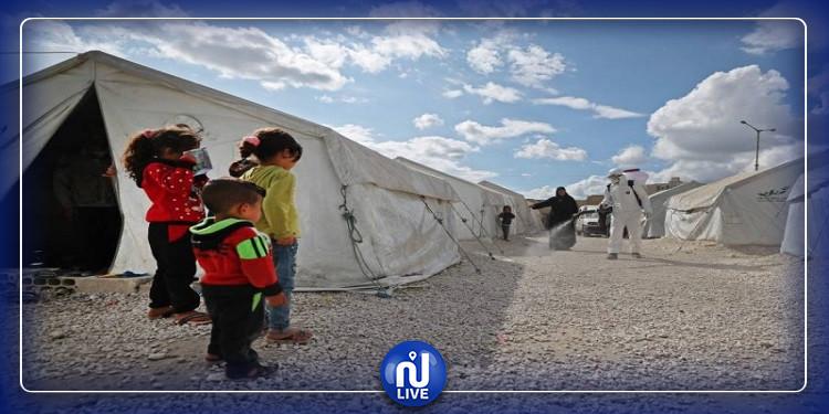 الدعوة إلى إجلاء أكثر من 146 طفلا تونسيا من مخيمات سورية وليبية