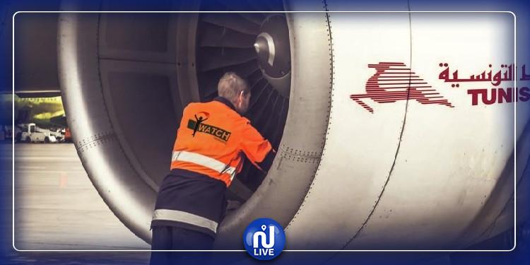 وزارة النقل تحيل ملف صيانة محركات طائرات الى الجهات القضائية المختصة