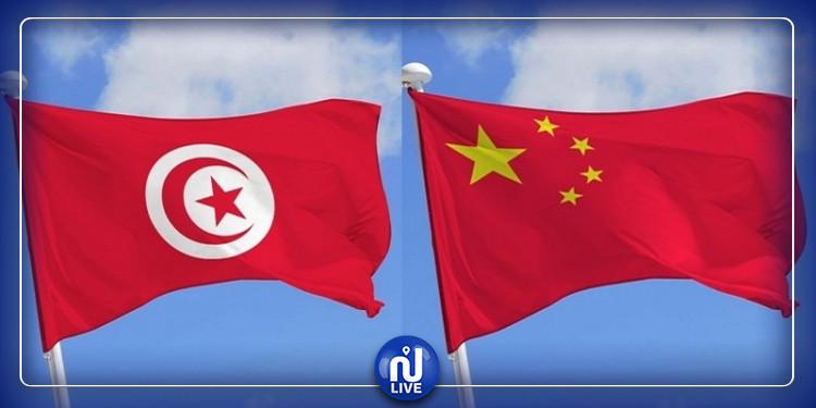 تونس تتسلم مساعدات طبية من جمهورية الصين الشعبية