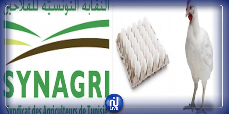 الخميس القادم: وقفة احتجاجية لمربي الدواجن و منتجي بيض الاستهلاك أمام وزارة الفلاحة