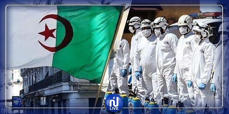 الجزائر تبلغ عتبة 10 آلاف إصابة بفيروس كورونا