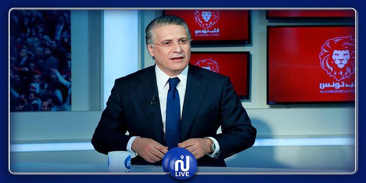 نبيل القروي: سحب الثقة من رئيس الحكومة واردة