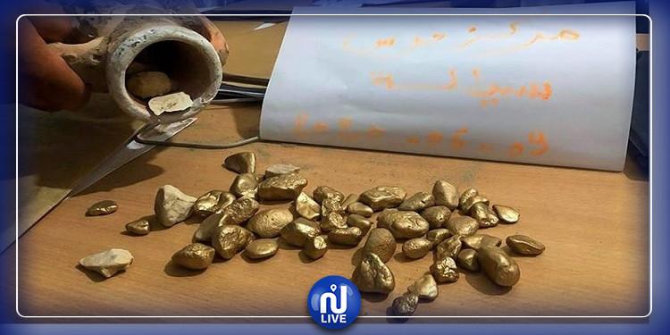 القصرين: حجز ''جرة'' تحتوى على قطع نقدية مزيفة تستعمل في عمليات تحيل
