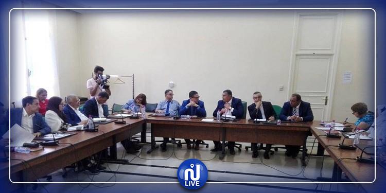 تنصيب لجنة التحقيق البرلمانية في  قضية تضارب المصالح