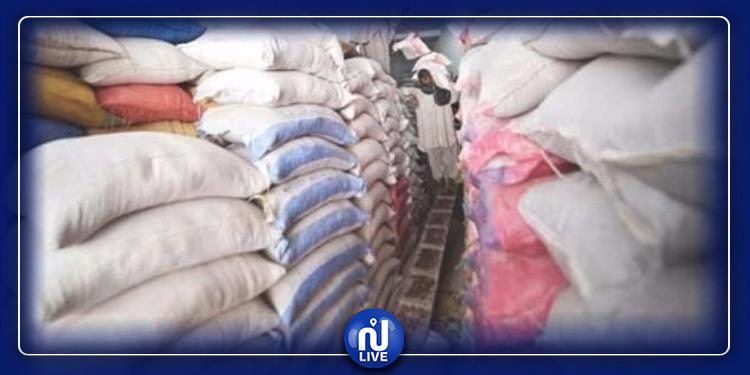 القصرين: حجز 10 أطنان من مادة السّداري المدعم