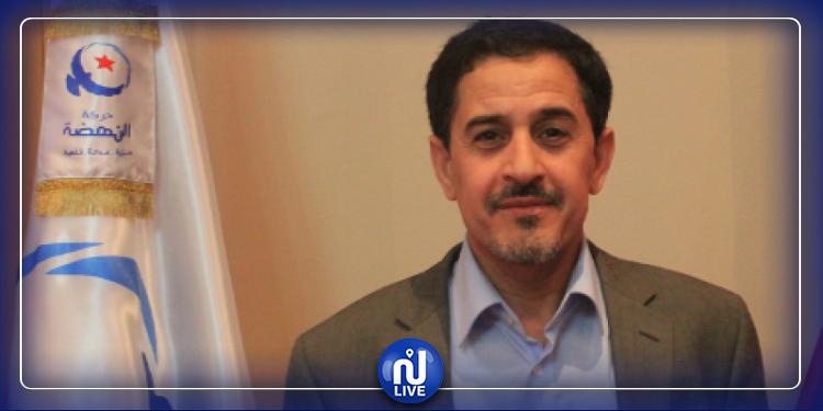 الإعتداء على النائب أحمد بن موسى من قبل نواب الدستوري الحر (فيديو)