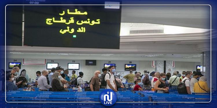الخطوط التونسية: اعفاء هؤلاء  الوافدين من الإستظهار بتحليل كورونا