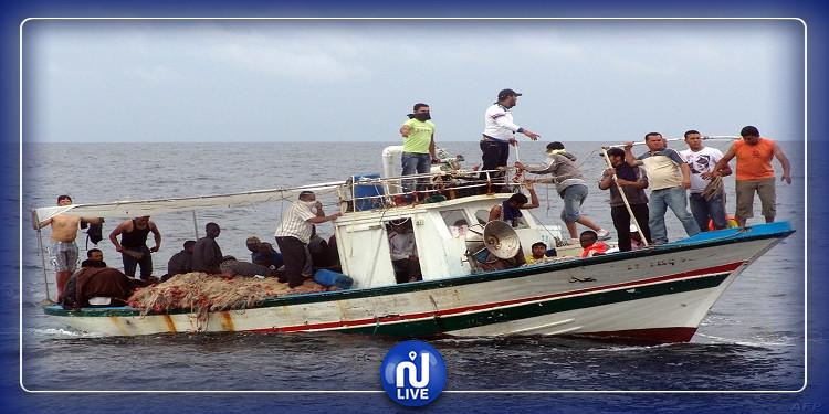 قليبية: انقاذ 12 تونسيا من الغرق