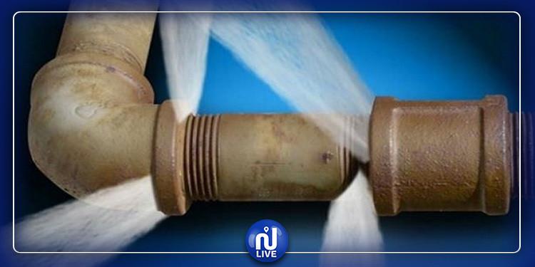 حي التضامن:  تدخلات عاجلة لمنع تسربات خطيرة لكمية من الغاز الطبيعي
