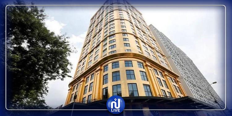 افتتاح أول فندق مطلي بالذهب في العالم