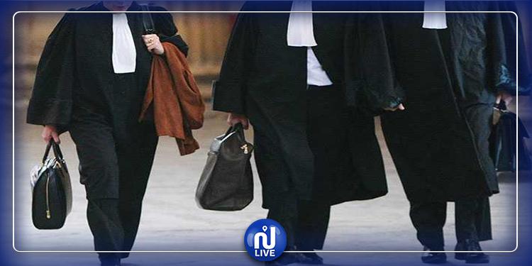 سيدي بوزيد: احالة 10 محامين على مجلس التأديب