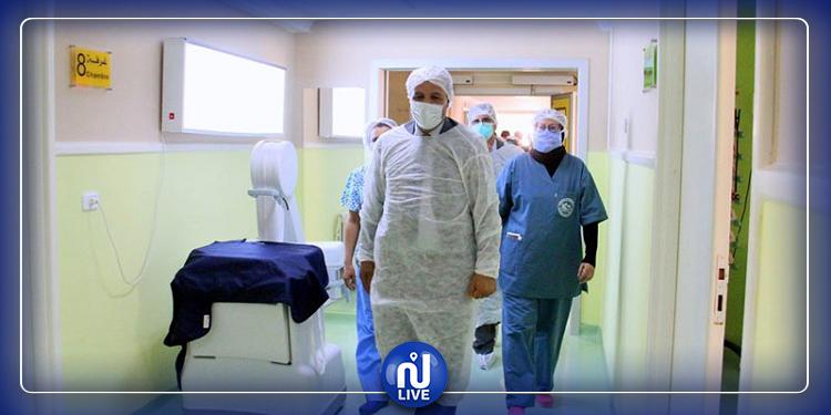 بن عروس: نقل 32 مصابا بفيروس كورونا إلى مركز الإحاطة الطبية بالمنستير