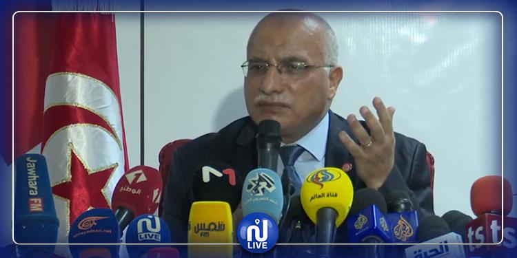 الهاروني: النهضة مع حكومة وحدة وطنية تستجيب للموازين صلب البرلمان