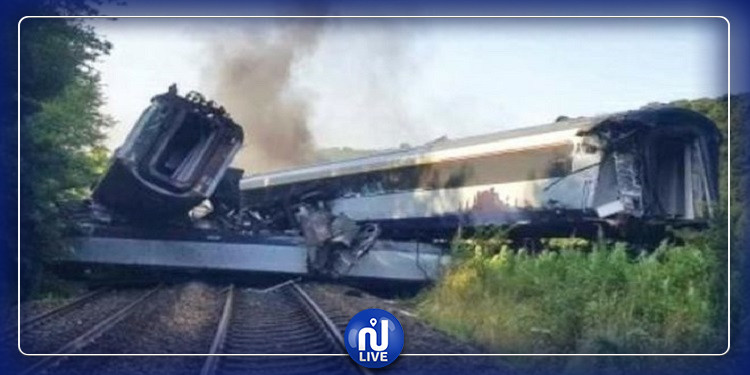 اسكتلندا: سقوط قتلى وجرحى في حادث انحراف قطار