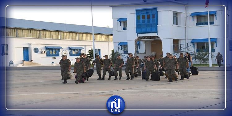 لا اصابات بفيروس كورونا في صفوف الجيش التونسي