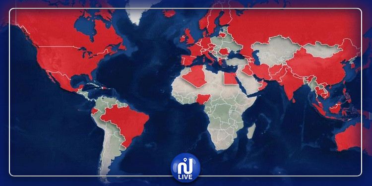 إصابات كورونا حول العالم تقترب من21 مليونا