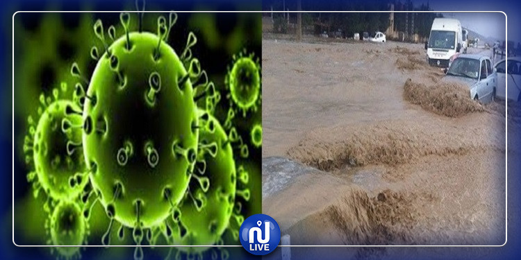 جندوبة: التحذير من انتشار كورونا وفيضانات محتملة