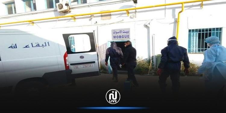 مدنين: حالة وفاة و12 اصابة جديدة  بفيرس كورونا