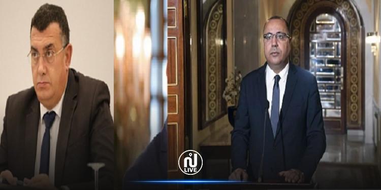 خلال لقاءه بعياض اللومي: المشيشي يؤكد أن الوضع يقتضي توحيد الجهود بين الجميع