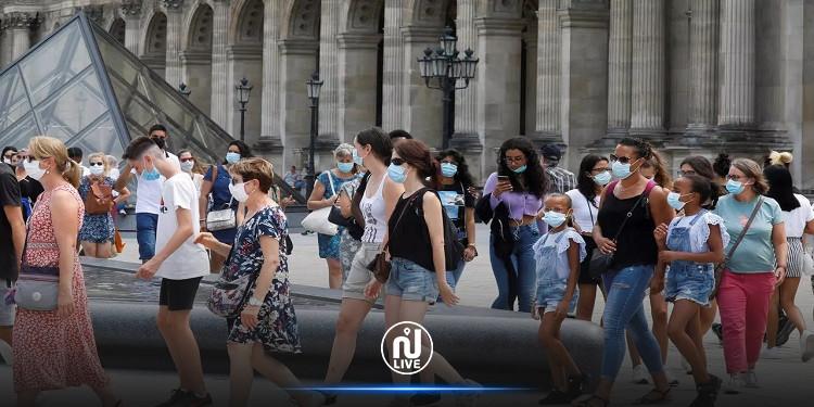 فرنسا: 10 آلاف إصابة في يوم واحد