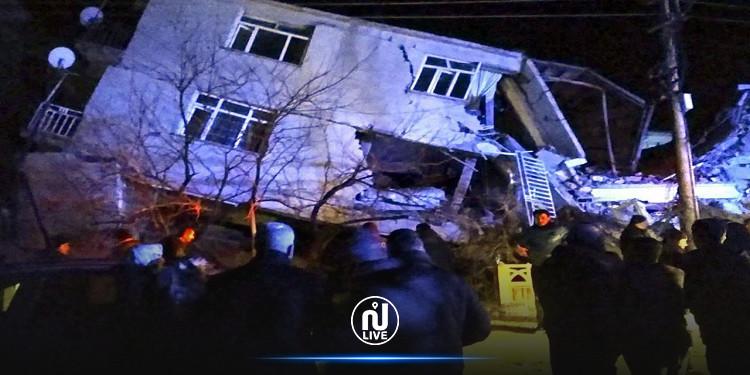 زلزال جديد يضرب وسط تركيا