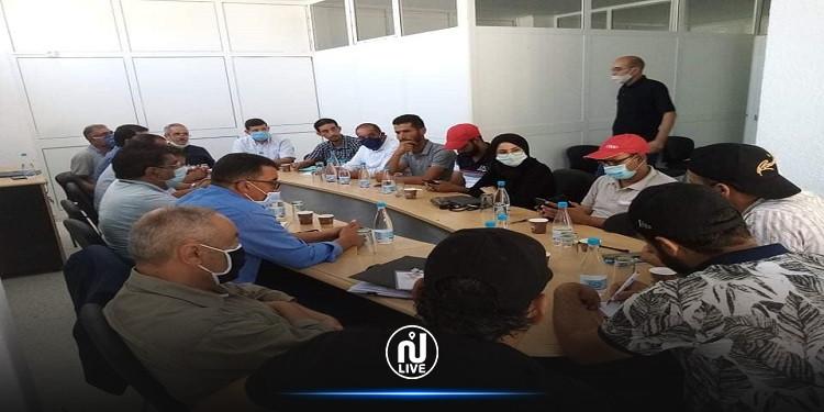 تنسيقية اعتصام الكامور تشرع في الإعداد للتفاوض مع الوفد الحكومي