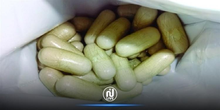 تونس المدينة: حجز كميات  من مخدر الهيروين