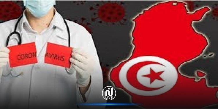 الحصيلة قاربت  الـ 10 آلاف: التوزيع الجغرافي لإصابات ووفيات ومتعافي كورونا في تونس
