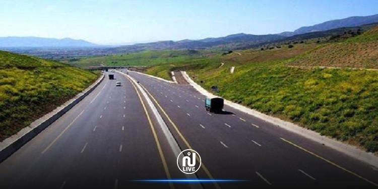 الطريق السيار الجزائر – تونس يدخل حيز الخدمة مطلع 2021