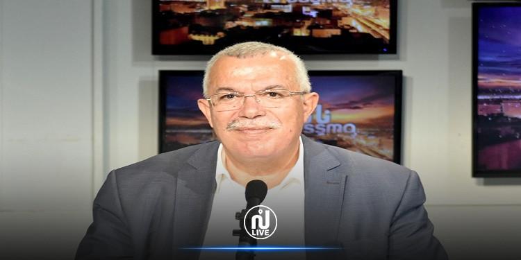 البحيري: مطالبة الغنوشي بالتداول على رئاسة النهضة أمر صحي