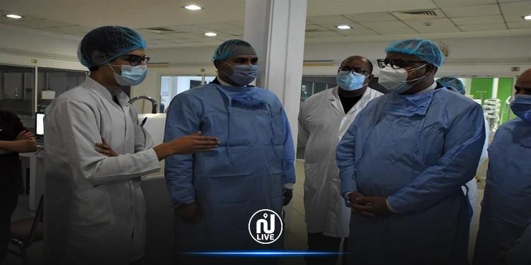 المشّيشي يعلن عن إجراءات استثنائية لفائدة القطاع الصحي في المنستير