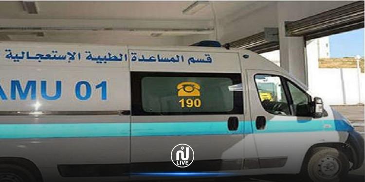ارتفاع طلب خدمات الاسعاف والانعاش