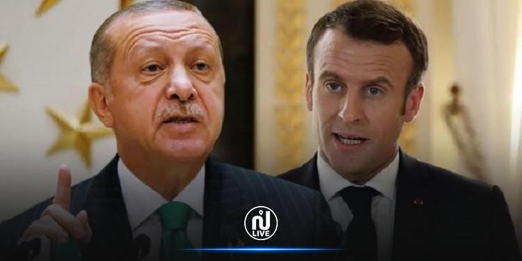 أردوغان دفاعا عن الإسلام: ''ماكرون يحتاج إلى علاج عقلي''