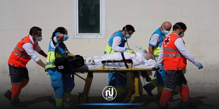 إسبانيا تسجل نحو 152 ألف إصابة جديدة بفيروس كورونا