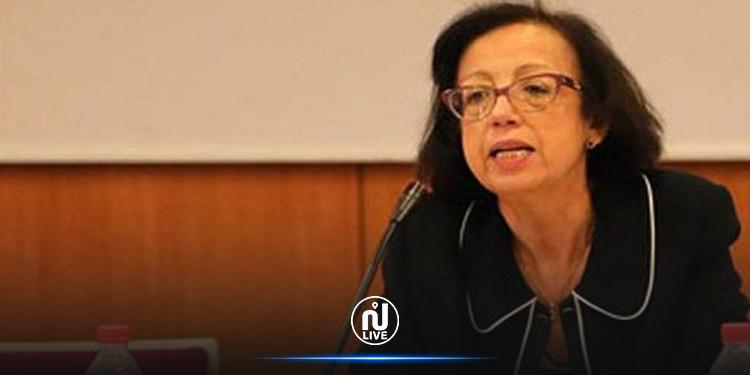 رشيدة النيفر تغلق حسابها الرسمي كناطقة رسمية لرئاسة الجمهورية
