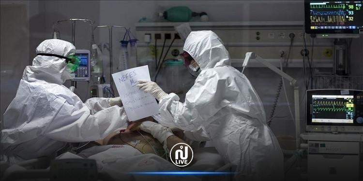 وزارة الصحة: ارتفاع في عدد المصابين في العناية المركزة وتحت التنفس الإصطناعي